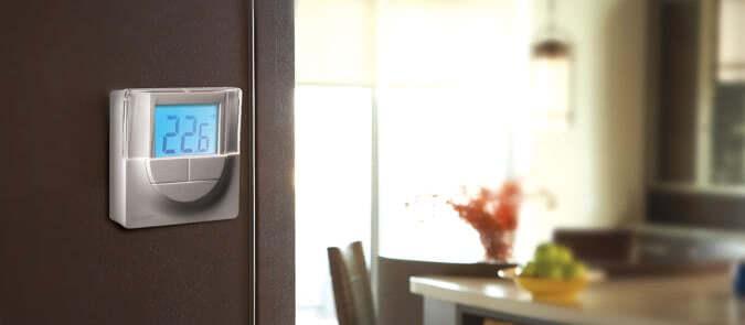Uponor Smatrix — система управления поверхностным отоплением и охлаждением
